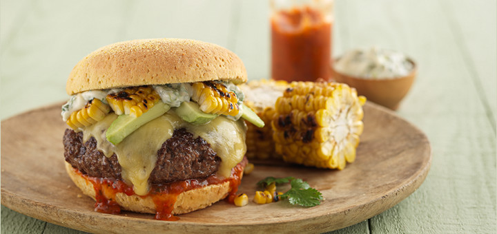 Burger recipes in under 30 minutes